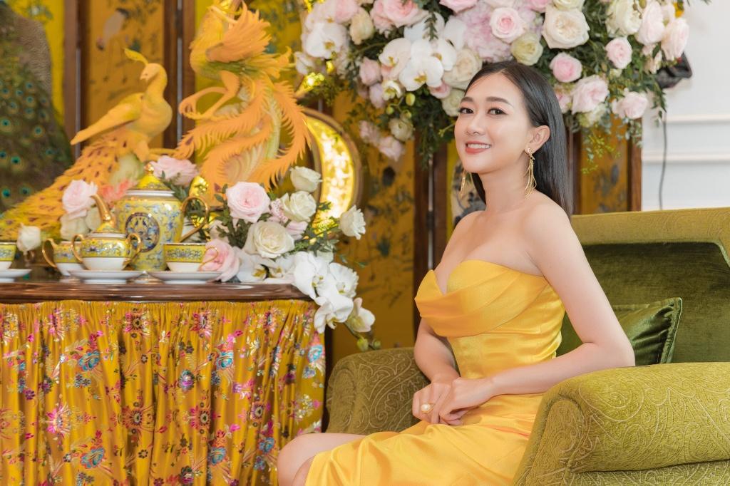 Dien vien Phuong Lan: 'Toi va ban trai song chung sau mot nam yeu' hinh anh 3 IMG_8387.JPG