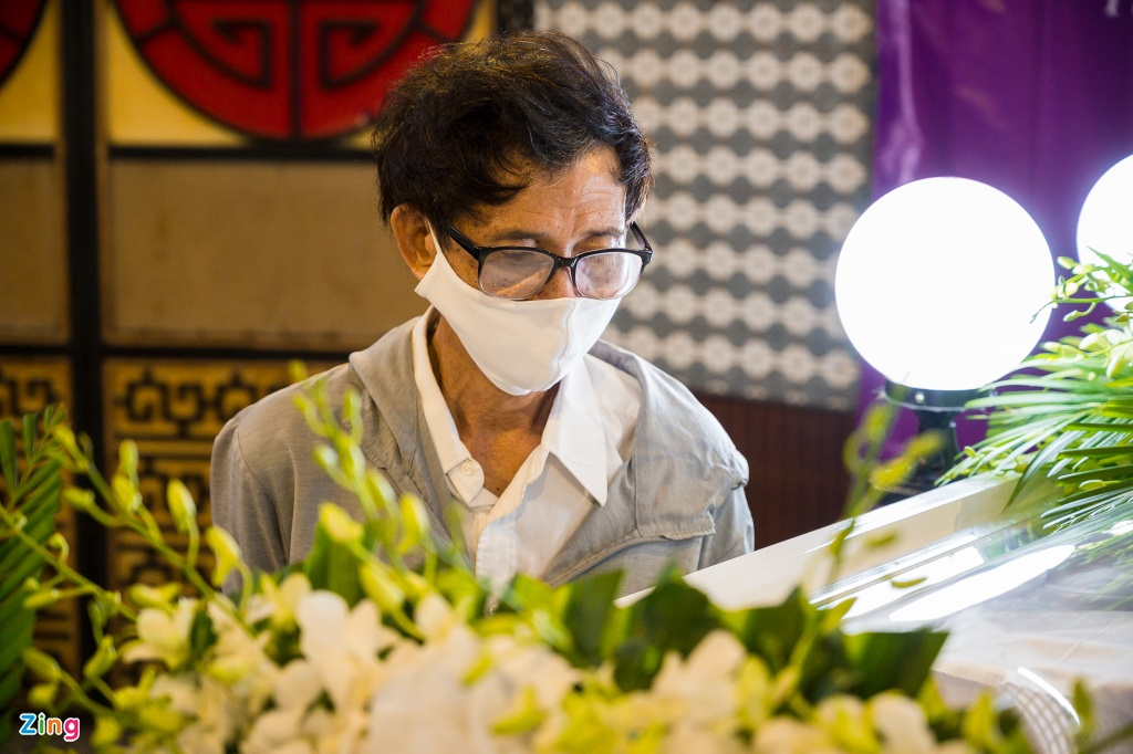 Nha Phuong om mat khoc khi toi vieng Mai Phuong hinh anh 2 NGUYEN_BA_NGOC_ZING_5309.jpg