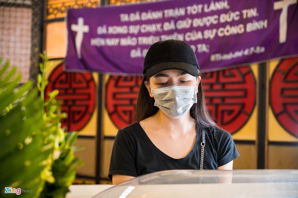 Nha Phuong om mat khoc khi toi vieng Mai Phuong hinh anh 7 NGUYEN_BA_NGOC_ZING_5327.jpg