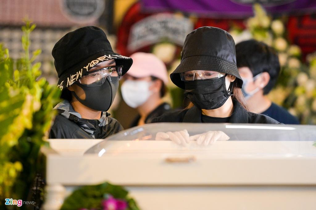 Nha Phuong om mat khoc khi toi vieng Mai Phuong hinh anh 9 NGUYEN_BA_NGOC_ZING_5400.jpg