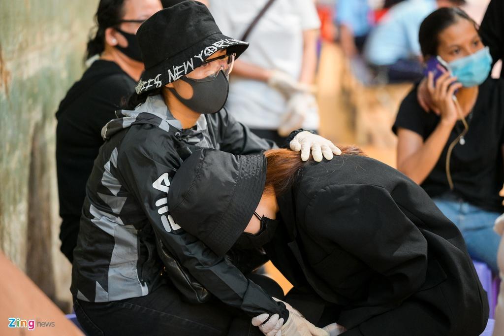 Nha Phuong om mat khoc khi toi vieng Mai Phuong hinh anh 10 NGUYEN_BA_NGOC_ZING_5408.jpg