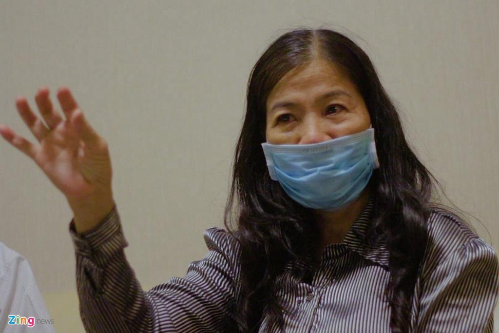 Me Mai Phuong: 'Neu Phung Ngoc Huy dua Lavie sang My, toi se giao' hinh anh 2 IMG_6388_zing.JPG