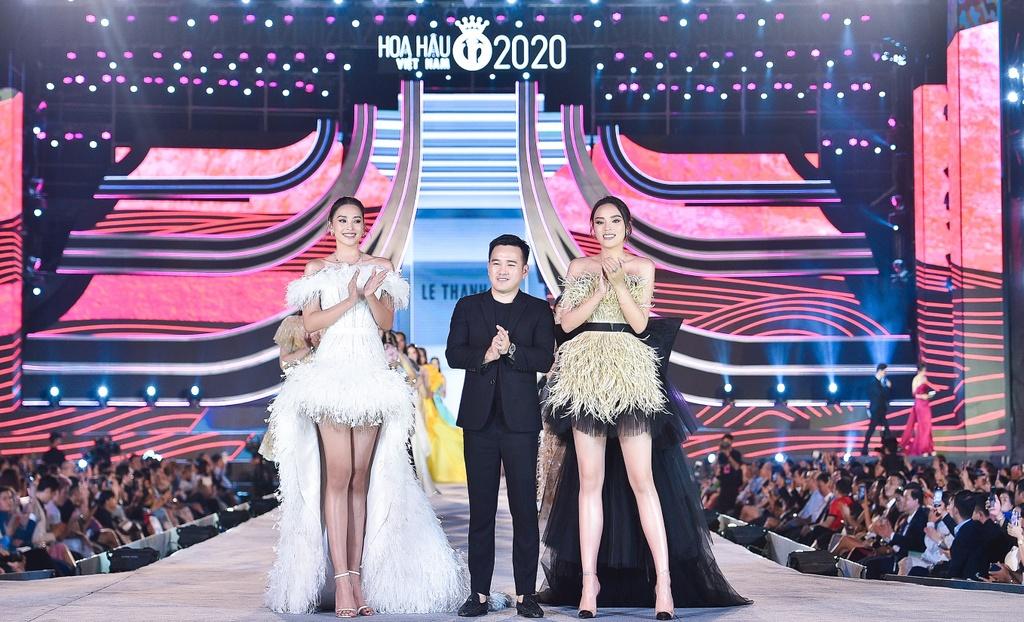 Nguoi dep thoi trang Hoa hau Viet Nam 2020 anh 4