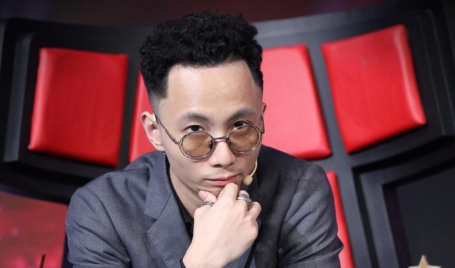 Rapper lam giam khao Sieu tri tue Viet Nam anh 5