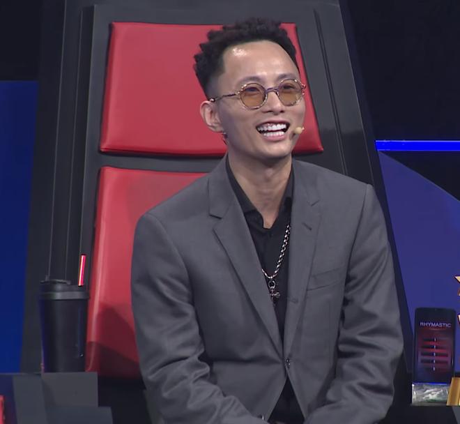 Rapper lam giam khao Sieu tri tue Viet Nam anh 4