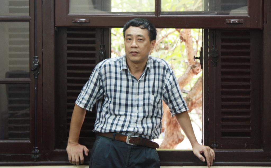 Nguyen Binh Phuong,  Nha van,  Tieu thuyet anh 4