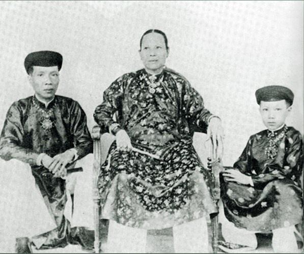 Nguoi cha that su cua vua Bao Dai la ai? hinh anh 2