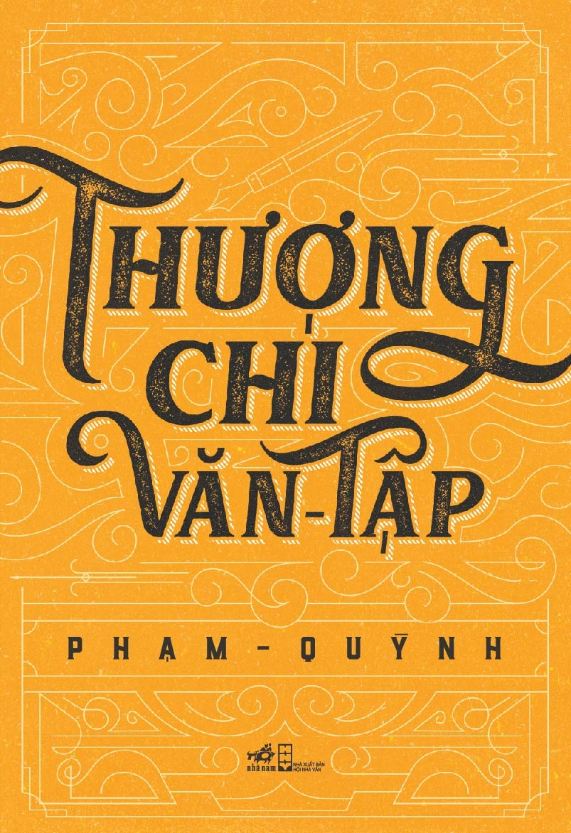 Thuong Chi Van tap,  Pham Quynh,  Tieng Viet anh 2