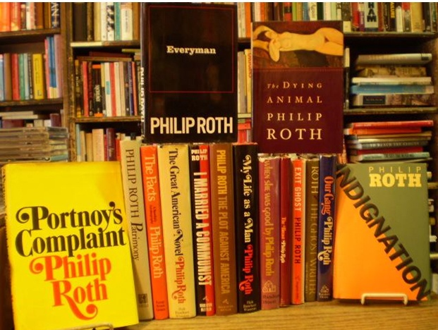 Su nghiep van chuong cua Philip Roth anh 1