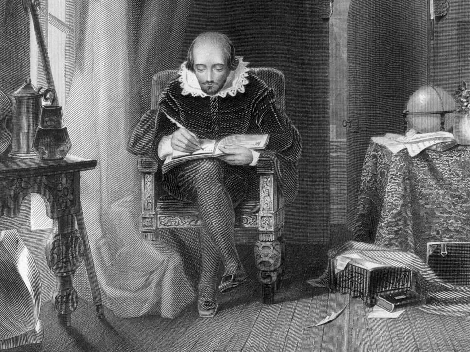 Shakespeare la nguoi phong dang, luong tinh? hinh anh 2