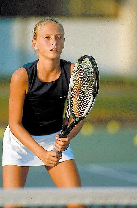 Maria Sharapova noi ve that bai anh 2