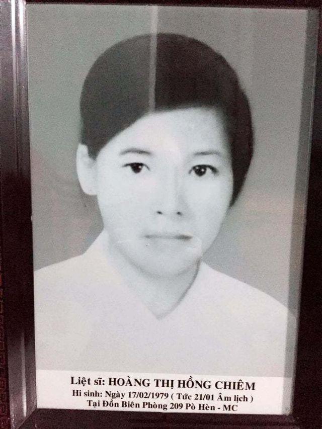 Su anh dung cua Hoang Thi Hong Chiem anh 1