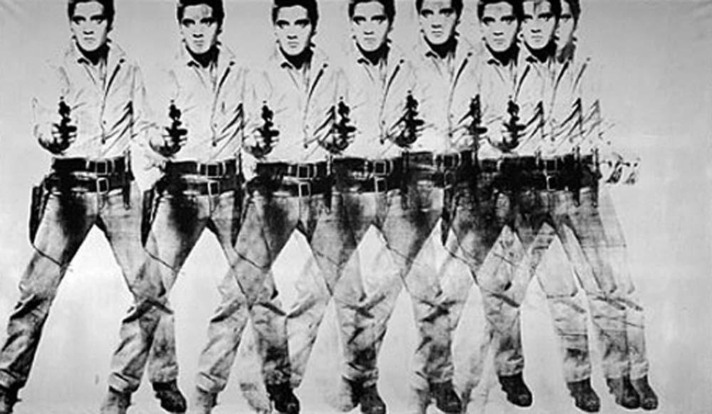 Andy Warhol lap di,  song buong tha anh 4