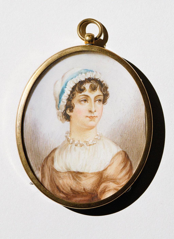 Cuoc doi bi an, khong ket hon va qua doi tuoi 41 cua Jane Austen hinh anh 1