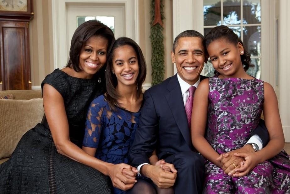 Michelle: 'Toi khong muon la mon trang tri dom dang ben Obama' hinh anh 3