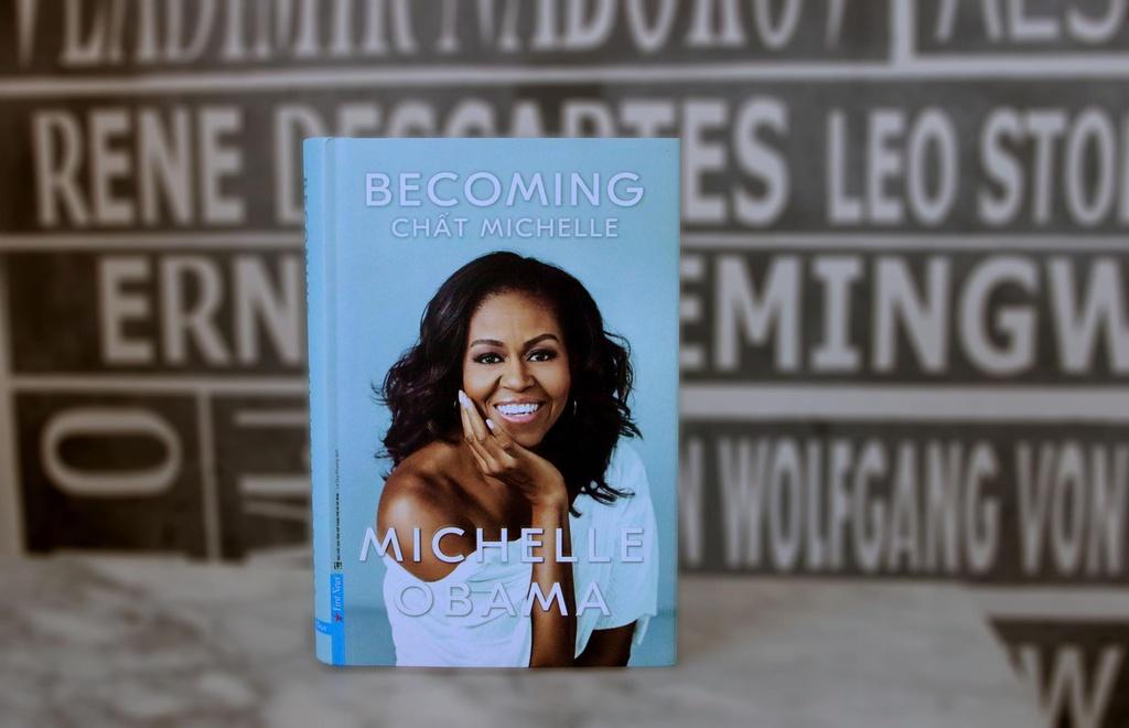Michelle: 'Toi khong muon la mon trang tri dom dang ben Obama' hinh anh 1