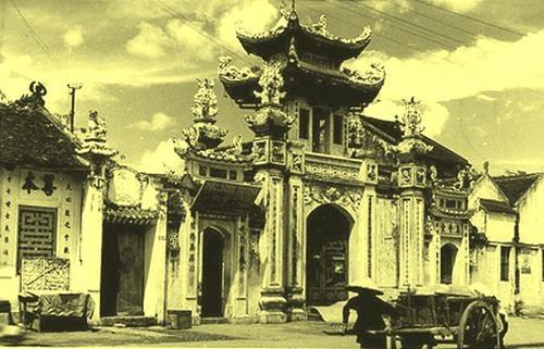 Ngôi chùa chứa giai thoại vua gặp người cõi tiên