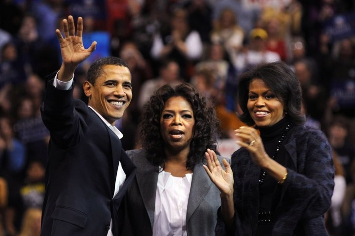 Michelle Obama ghet cay ghet dang chinh tri anh 2