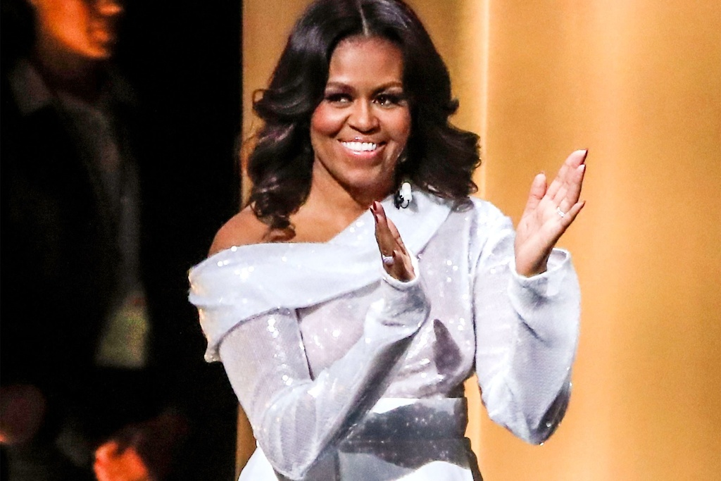 Michelle Obama ghet cay ghet dang chinh tri anh 3