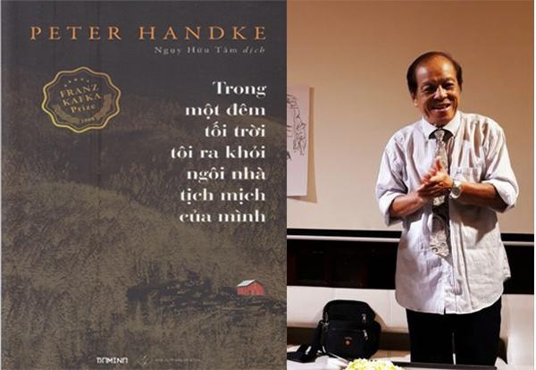 Sach cua Peter Handke o VN anh 1