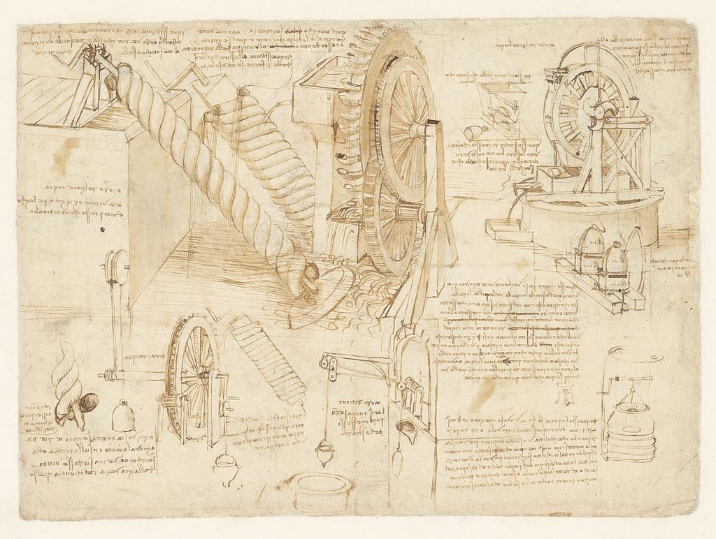 Leonardo Da Vinci anh 7