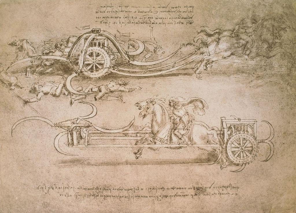 Leonardo Da Vinci anh 4