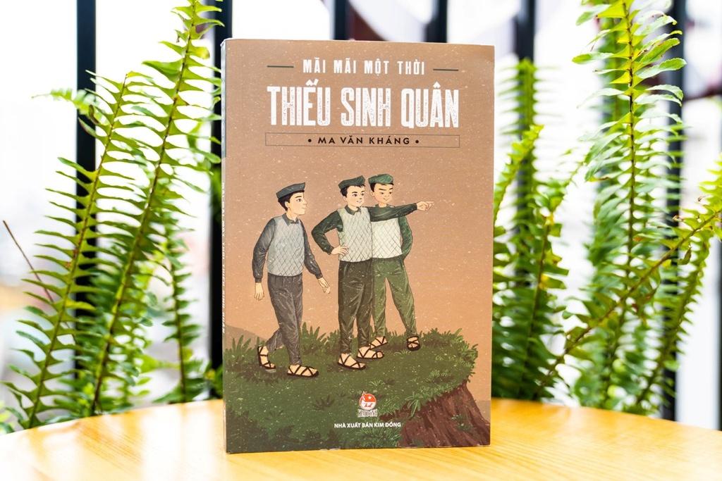 10 cuon sach thieu nhi hay nhat 2019 cua NXB Kim Dong hinh anh 2 Mai_mai_mot_thoi_thieu_sinh_quan.jpg