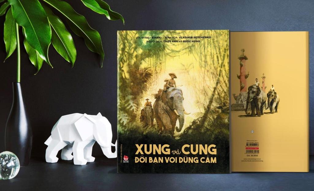 10 cuon sach thieu nhi hay nhat 2019 cua NXB Kim Dong hinh anh 10 Xung_va_Cung.jpg