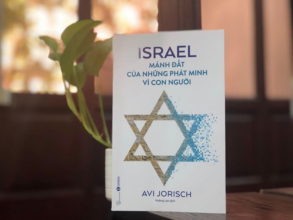 10 dau sach noi bat nhat cua Thai Ha Books nam 2019 hinh anh 6 Israel.jpg