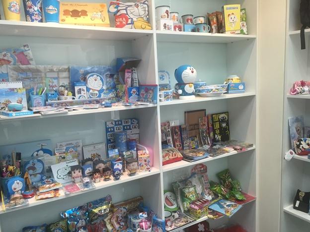 Thanh cong Doraemon tai Viet Nam anh 1