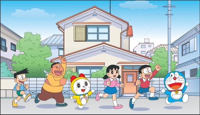 Thanh cong Doraemon tai Viet Nam anh 2