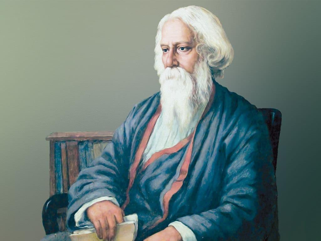 Moi duyen voi tho Tagore cua dich gia Bui Xuan hinh anh 3 Frases_de_Rabindranath_Tagore_1024x768.jpg