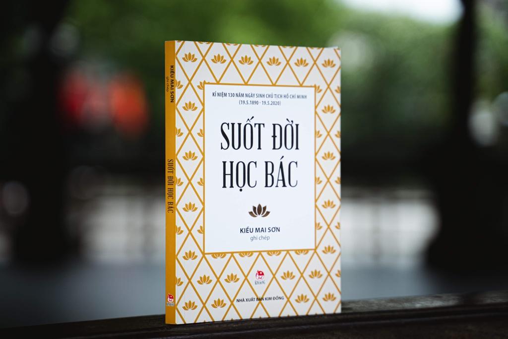 Ky niem cam dong cua nguoi bao ve lanh tu Nguyen Ai Quoc tai Pac Bo hinh anh 1 Suot_doi_hoc_Bac_2_.jpg