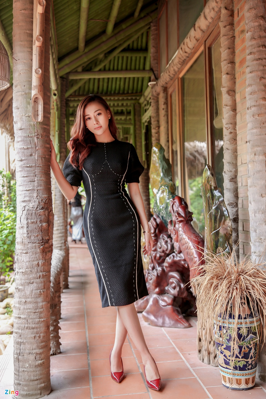Hau truong phim Phuong Oanh Quynh bup be anh 9