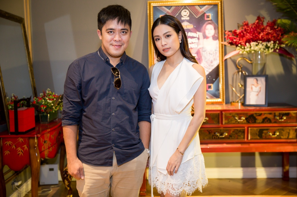 'Hoang Thuy Linh nhieu lan khoc khi trai long' hinh anh 1
