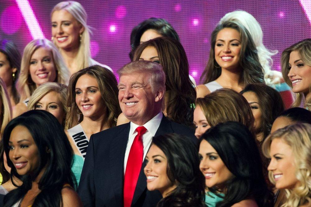 Donald Trump: Ong trum hoa hau hao nhoang nhat showbiz My hinh anh 5