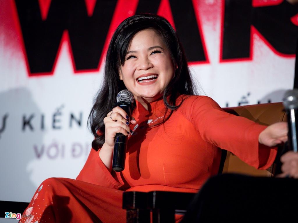 Ngo Thanh Van va ban dien goc Viet ap luc khi dong 'Star Wars' hinh anh 3