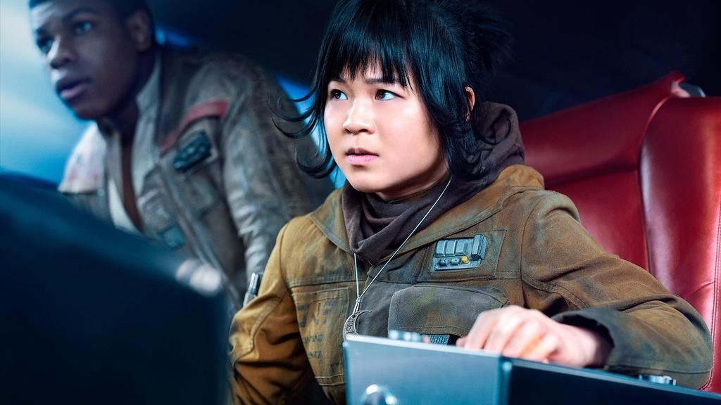 Dien vien Viet cua 'Star Wars': Ngoi sao sap toa sang o Hollywood? hinh anh 3