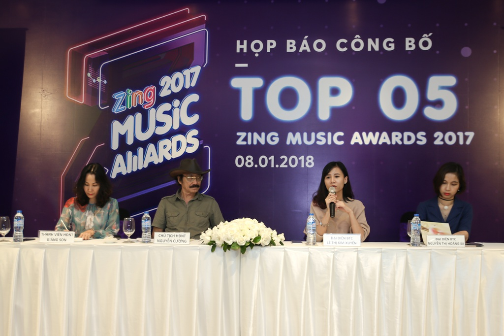 Zing Music Awards cong bo Top 5: Min bat ngo 'lat do' Son Tung, Soobin hinh anh 1