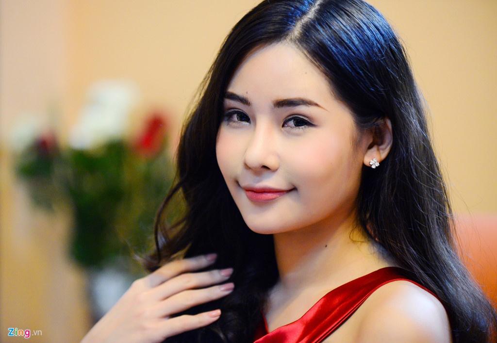 Hai thang doi vuong mien day song gio cua Hoa hau Dai duong Ngan Anh hinh anh 6