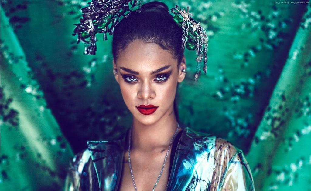 Rihanna tuoi 30: Vien kim cuong ngo nguoc cua am nhac the gioi hinh anh 4