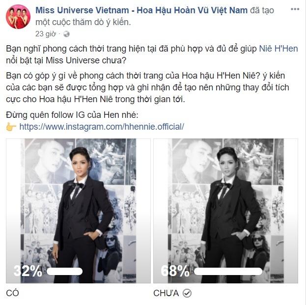 Khan gia lo lang ve kha nang cua H'Hen Nie o Hoa hau Hoan vu 2018 hinh anh 2