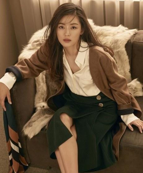 Jun Ji Hyun: 'Mo chanh' quyen ru doc nhat vo nhi cua showbiz Han hinh anh 6