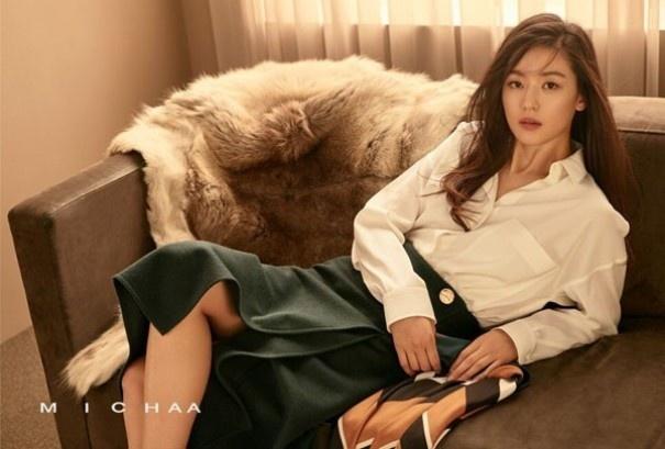 Jun Ji Hyun: 'Mo chanh' quyen ru doc nhat vo nhi cua showbiz Han hinh anh 4