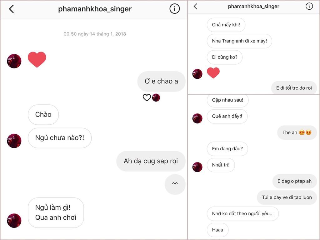 Nga My: 'Pham Anh Khoa ru toi toi khach san, nha rieng luc nua dem' hinh anh 2