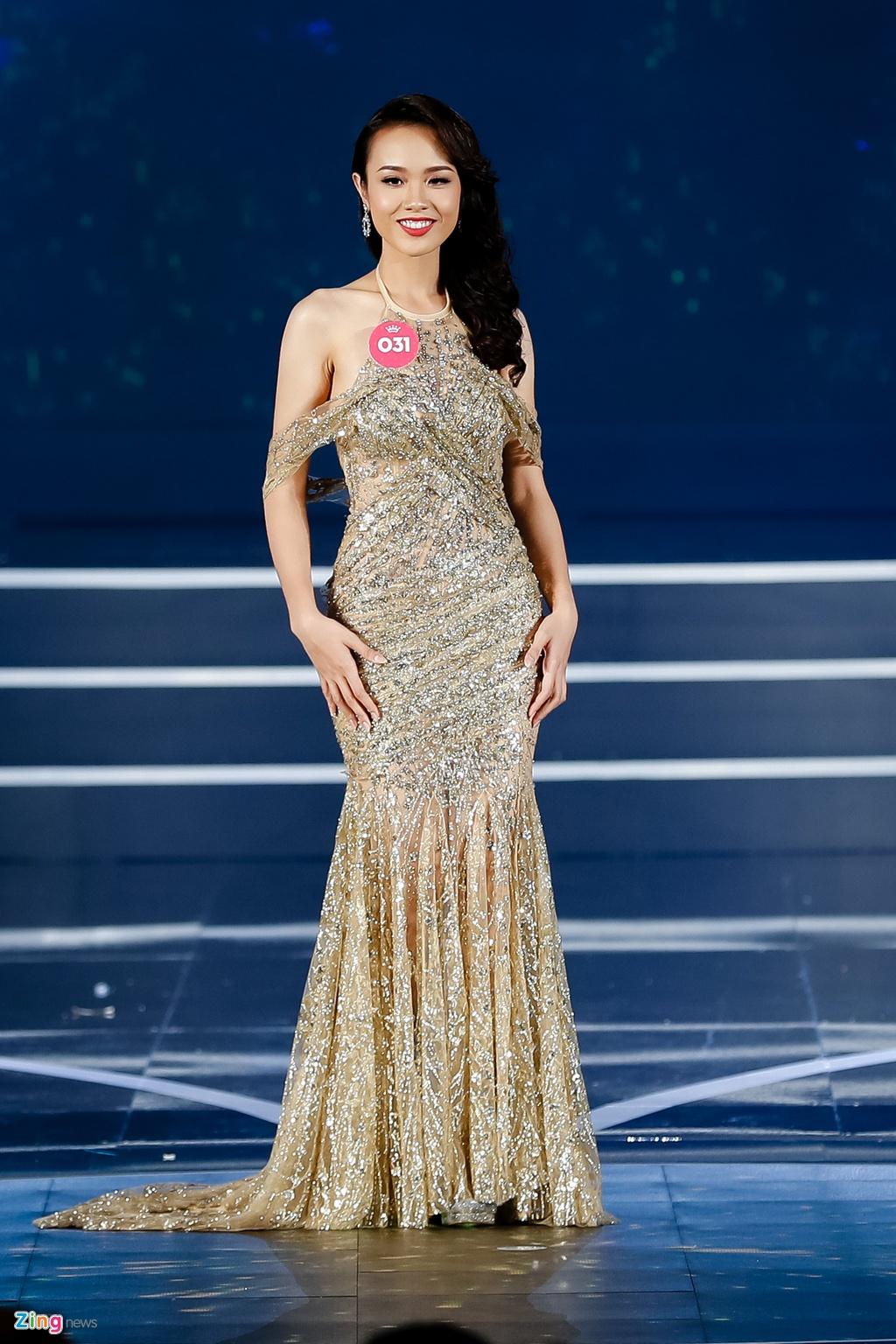 Nguoi dep Hoa hau Viet Nam 2018 dien bikini do ruc trinh dien hinh anh 23