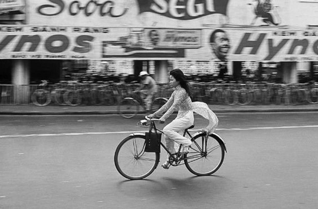 xe đạp thời xưa