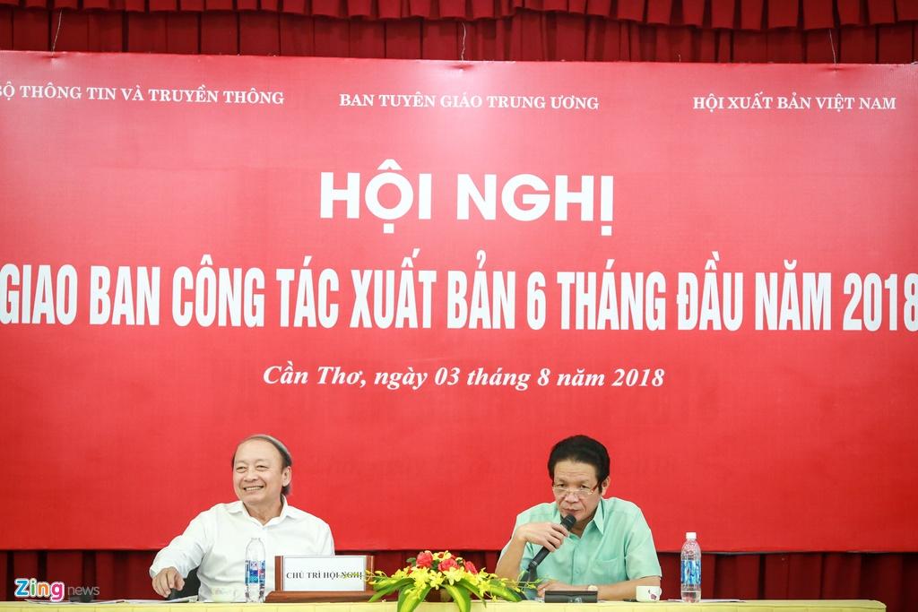 6 thang dau nam, nganh xuat ban Viet Nam in 165 trieu ban sach giay hinh anh 3