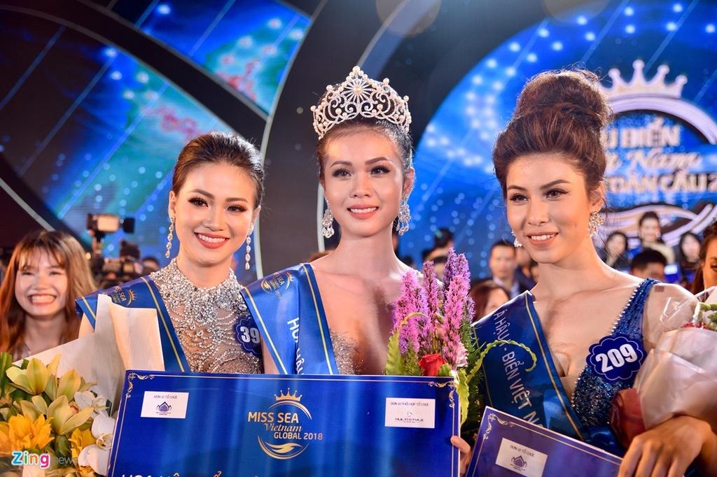'Phuong Khanh dang quang Hoa hau Trai dat la ky tich cua Viet Nam' hinh anh 1