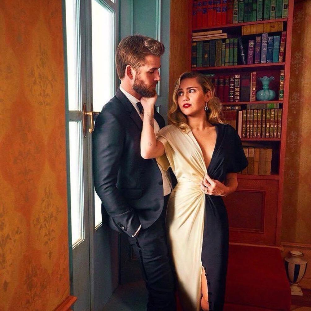 Miley Cyrus, Liam Hemsworth: Ben lau 10 nam, khong 'yeu gap, cuoi voi' hinh anh 1